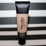 L'Oreal Infallible 24HR Matte Foundation