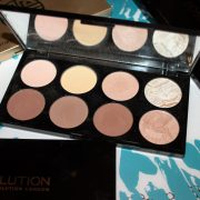 makeup revolution ultra contour palette review