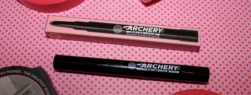 Soap & Glory Archery 2 in 1 Brow