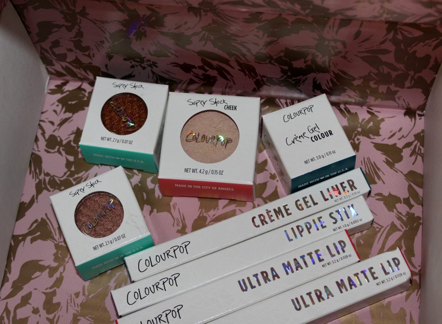 colourpop international delivery