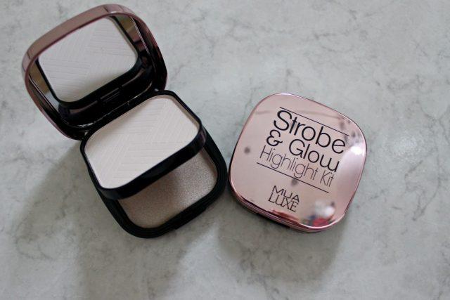 MUA Luxe Strobe & Glow Highlight Ki
