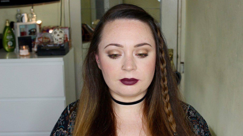 Autumn Makeup Look