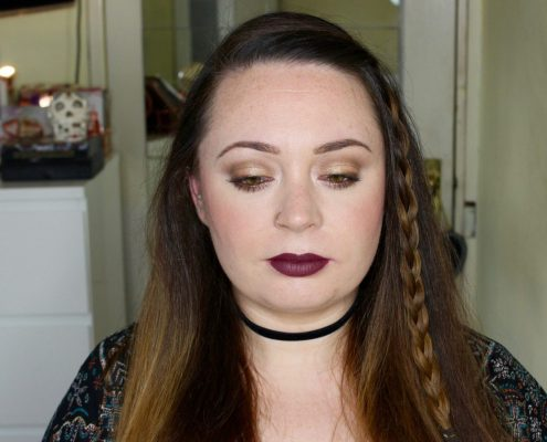Autumn Makeup Look