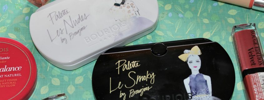 Bourjois Palette Les Nudes