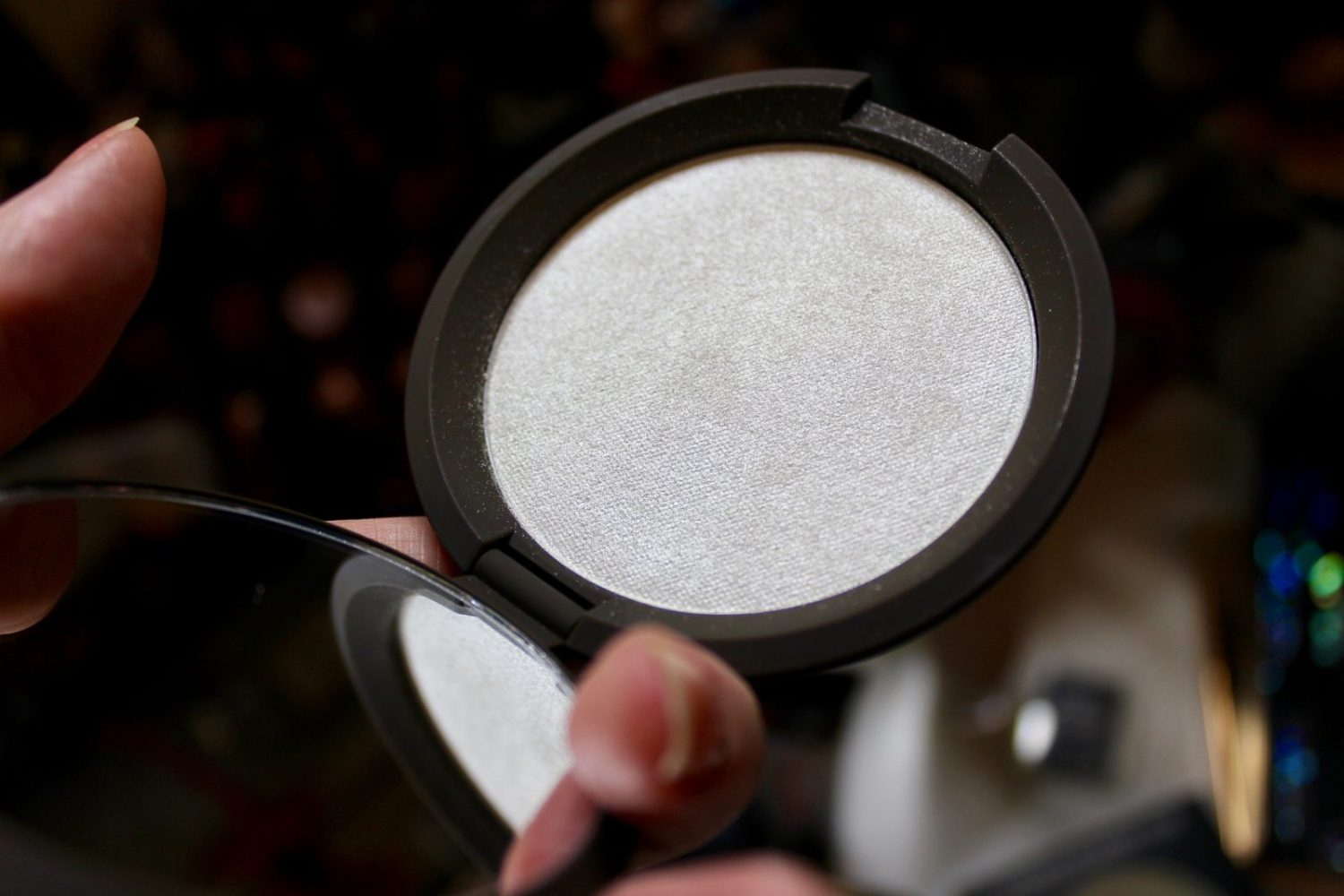 becca pearl highlighter