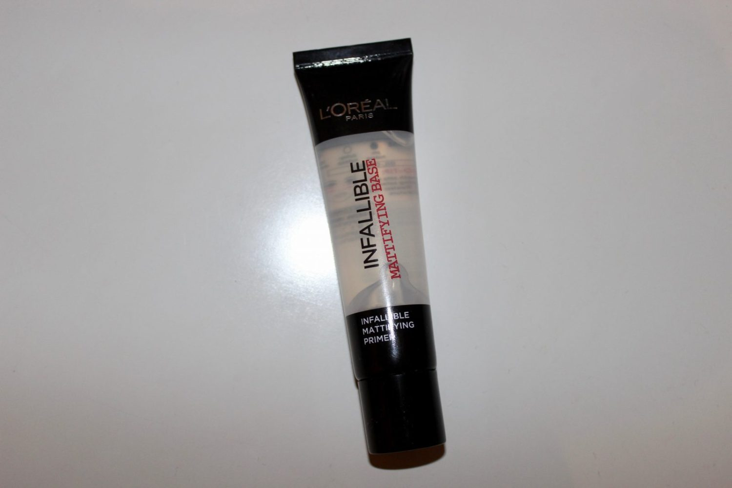 L'Oréal Infallible Mattifying Base
