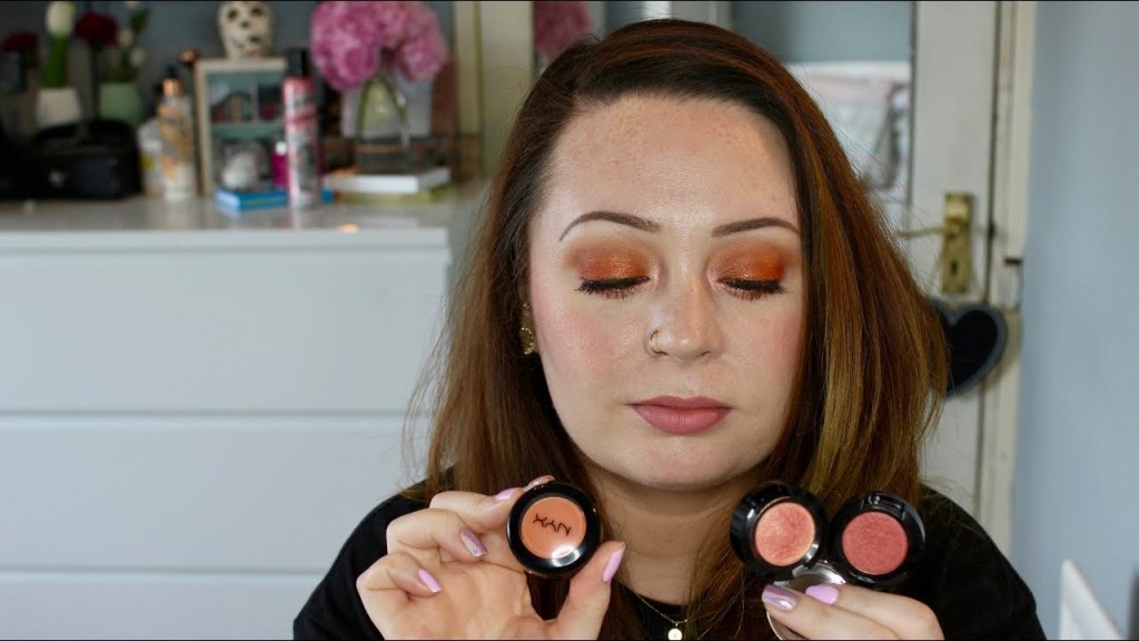 NYX Cosmetics Eye Makeup Look. top irish beauty blogger