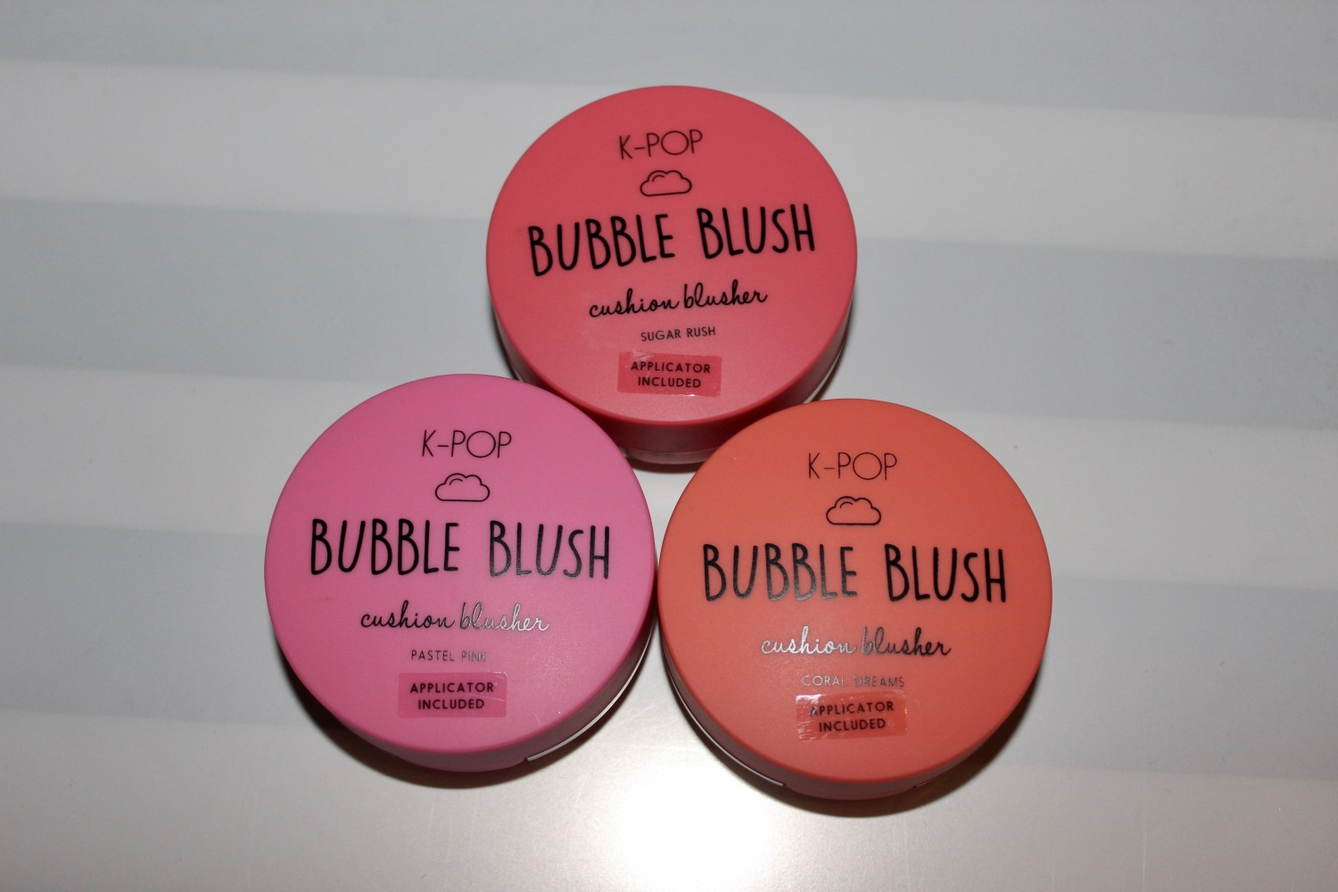 cushion blush