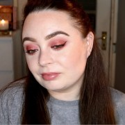 cranberry & Copper Makeup Tutorial