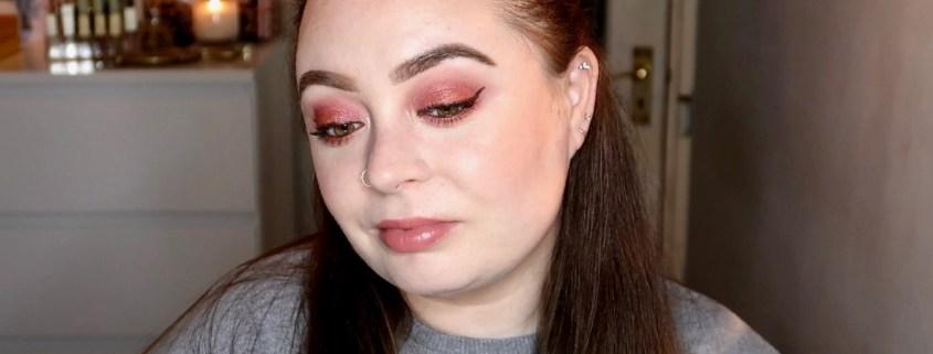 cranberry & Copper Makeup Tutorial