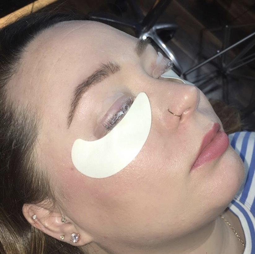 lash lift elysian brows