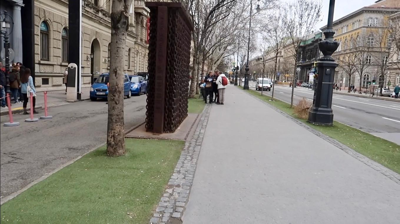 travel vlog budapest