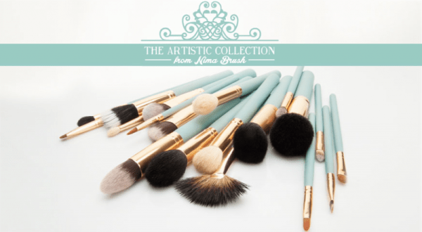 Nima Brush Artistic Collection