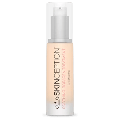 Rosacea Relief Serum from Skinception