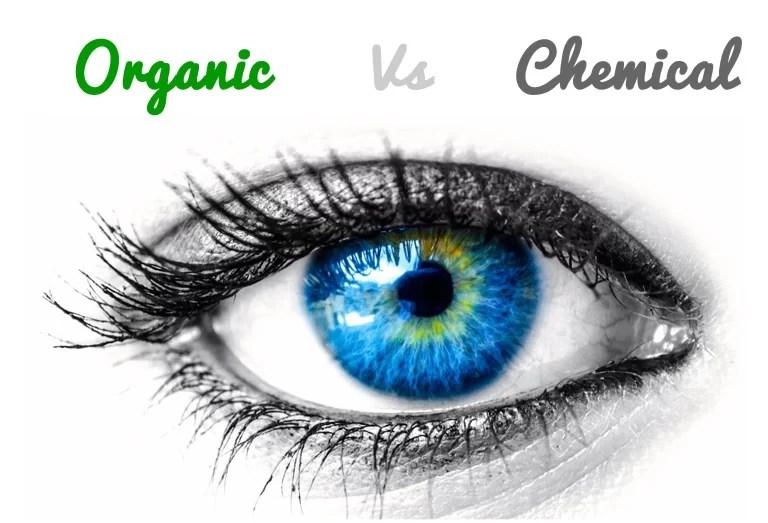 ORGANIC KOHL versus CHEMICAL KOHL