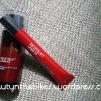 Review: L'Oreal Revitalift Laser X3 Serum and Eye Cream