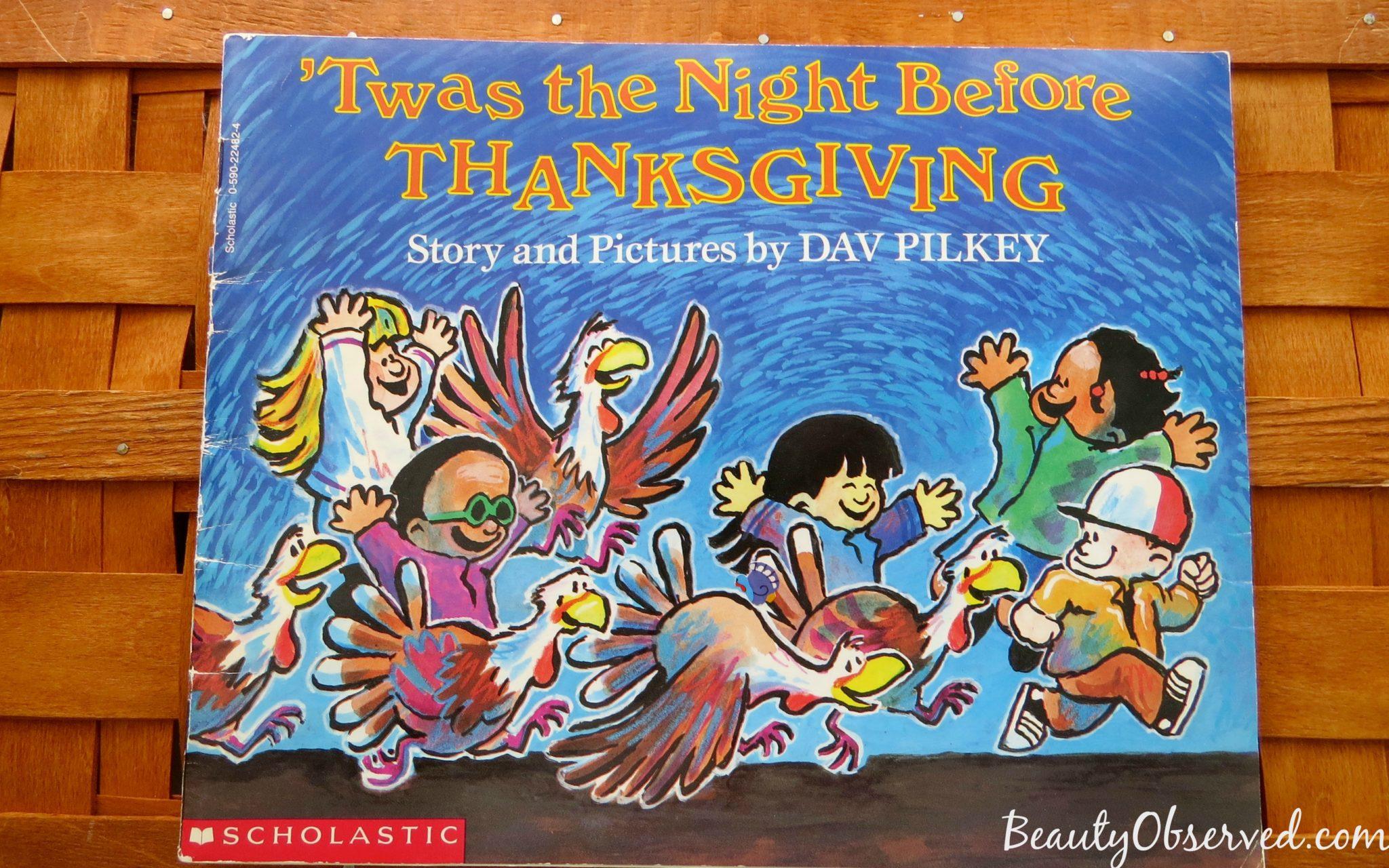 3 Fun Thanksgiving Books