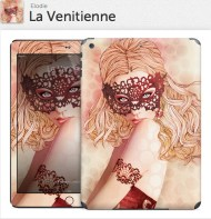 La Venitienne Gelaskin for iPad Air