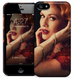 Mireille Enos Hardcase for iPhone 5