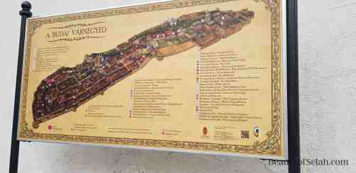Pula, Croatia Fisherman's Bastion Map of the area