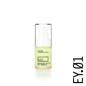 Molecular Crystal Eye Serum