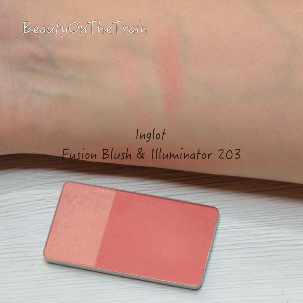 swatch_Inglot_fusion_blush_&_illuminator_203