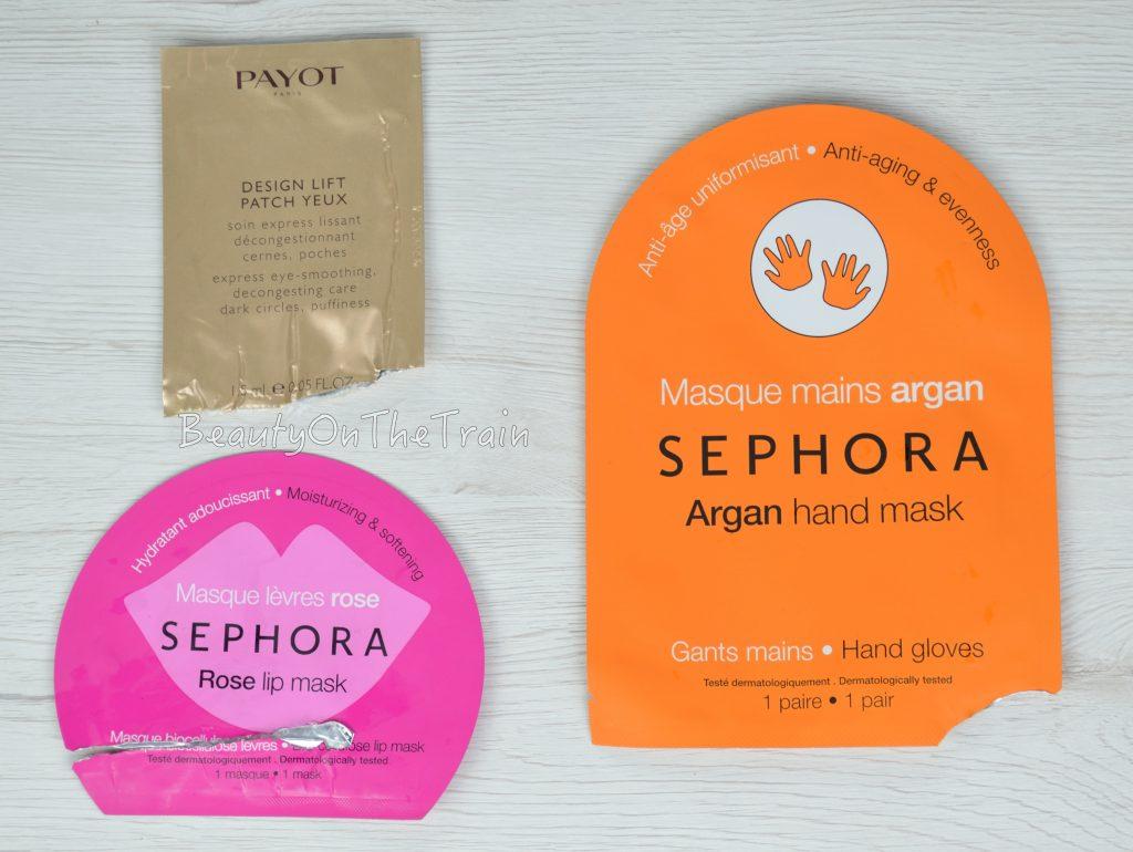 prodotti finiti di novembre maschere