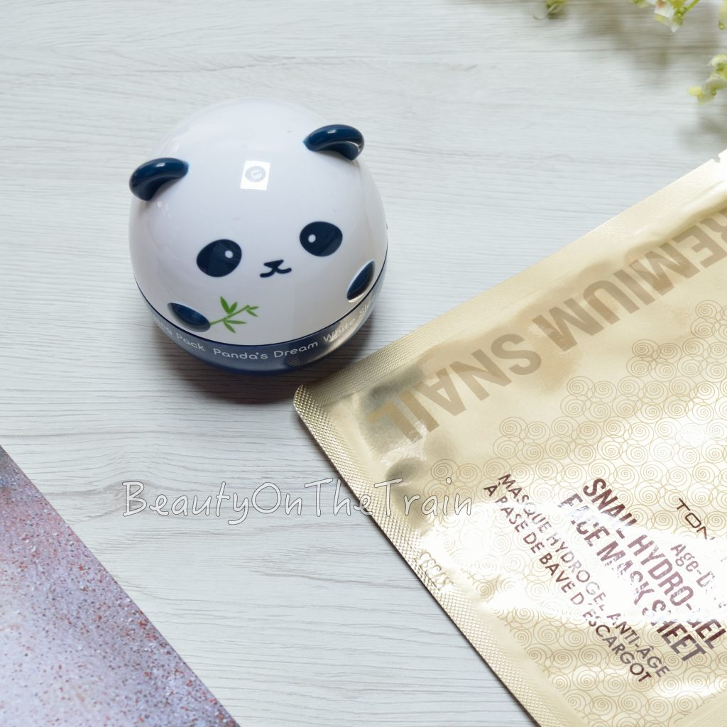tony moly panda's dream sleeping mask