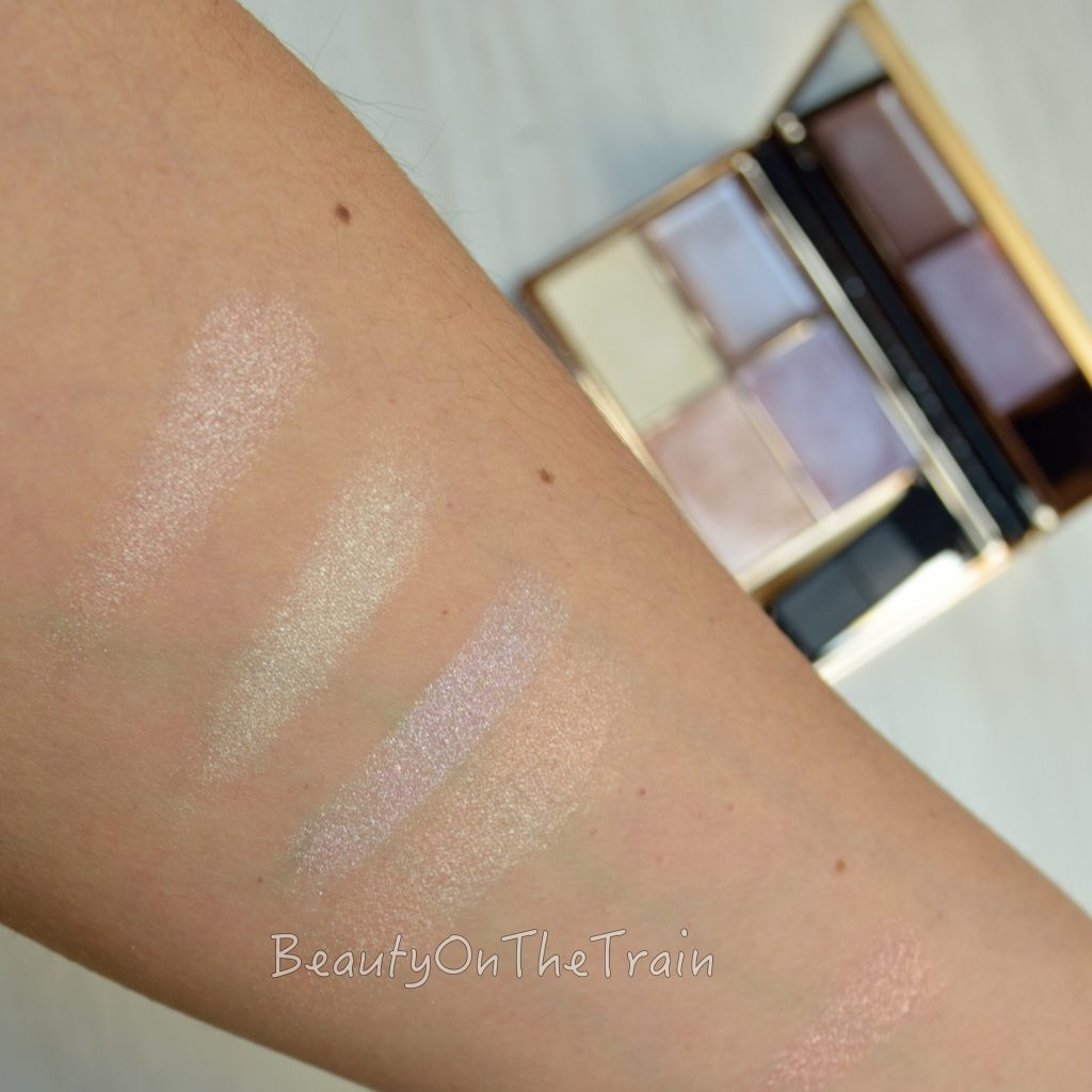 swatch palette solstice sleek