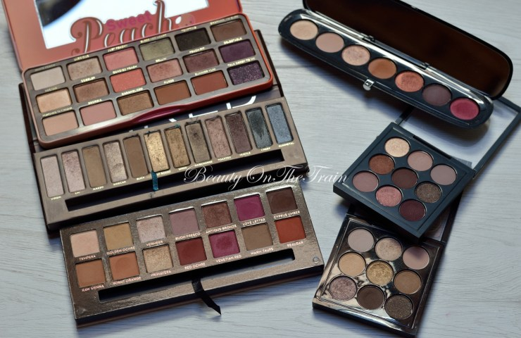 Top 5 palette high cost