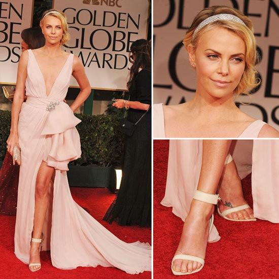 Golden Globes 2012 Fashion Recap (1/5)