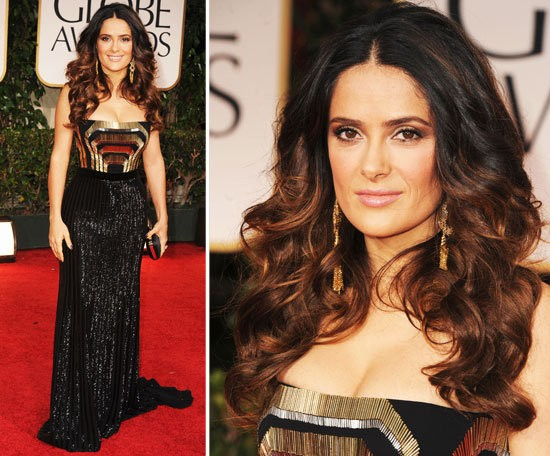Golden Globes 2012 Fashion Recap (3/5)