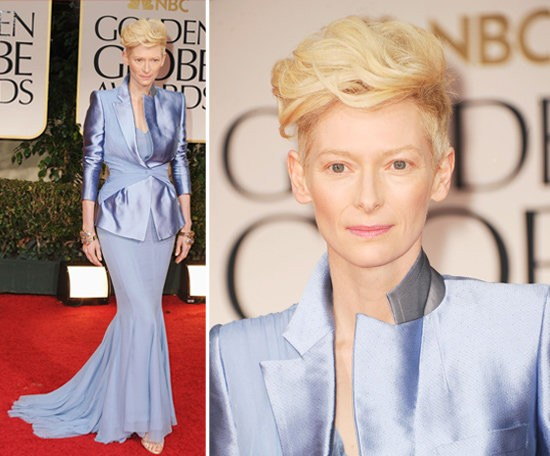 Golden Globes 2012 Fashion Recap (2/5)