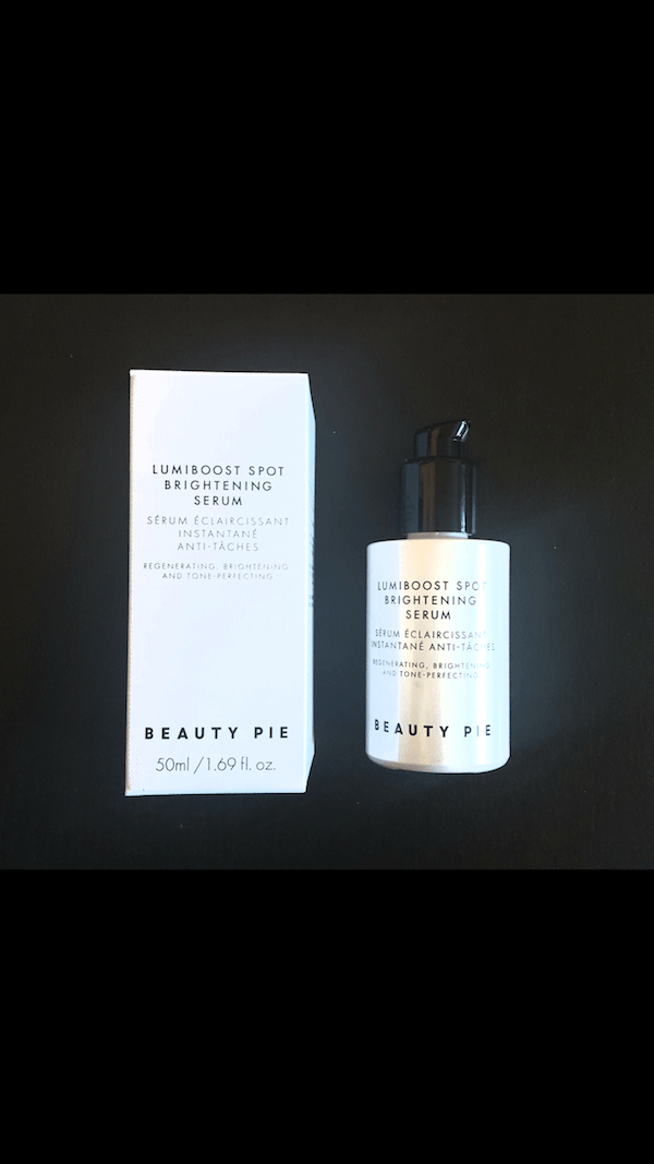 Beauty Pie Lumiboost Spot Brightening Serum