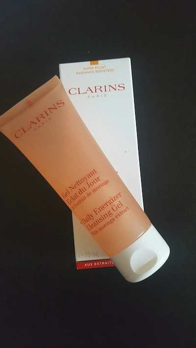Clarins Daily Energizer Cleansing Gel