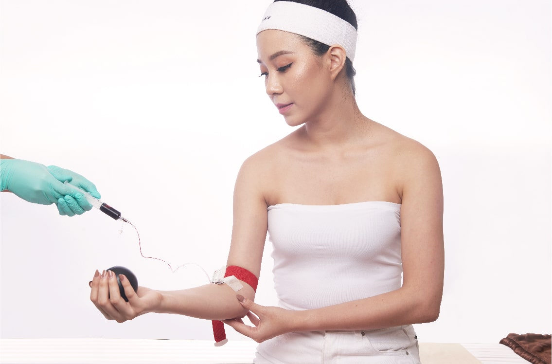 ozone injection infusion