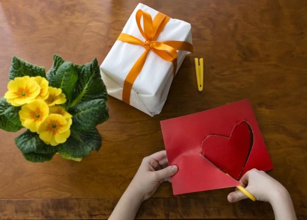 prezent, upominek, święto