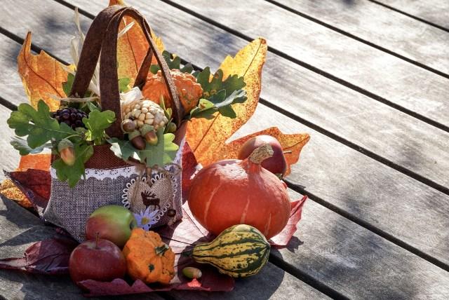 Jesienna kuchnia: Pomysły na sezonowe warzywa i owoce