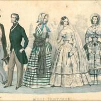 Moda dawniej, czyli jak ubierały się damy na przełomie XIX/XX wieku