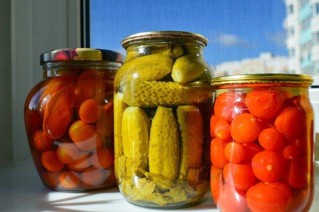 Się je ferment –  domowe kiszonki na jesień