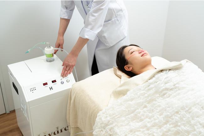 自然治癒力を高める自然療法サロン「HARMONITY(ハーモニティ)」監修現。代版究極のリラクゼーション「水素ボディセラピー」