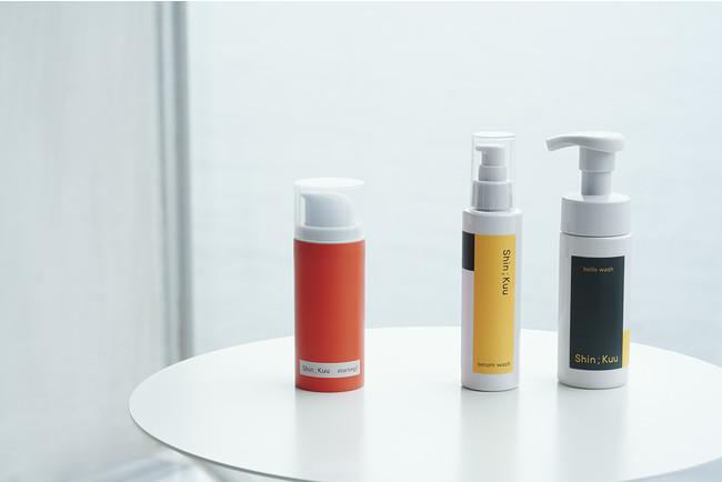 Shin;Kuu(シンクー)が、保湿・バリア美容液「starting!(スターティング)」を発売します。