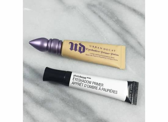 Urban Decay or Wet n Wild: Eye Shadow Primer