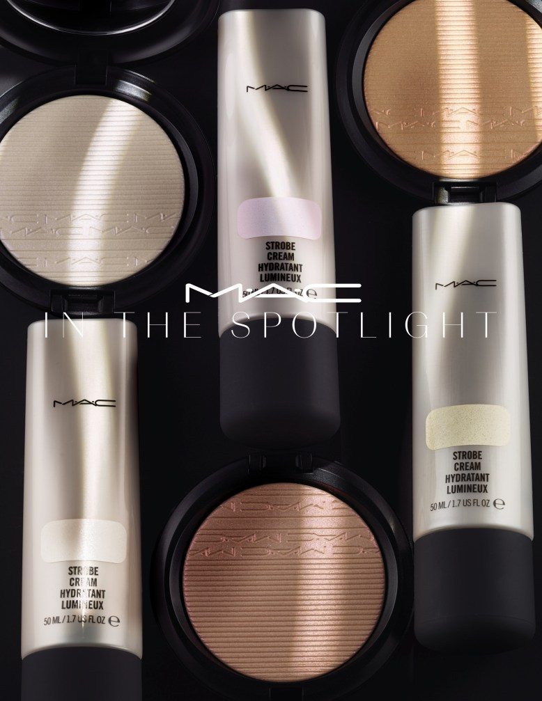 MAC In The Spotlight - MAC Strobe Cream - MAC Skinfinish