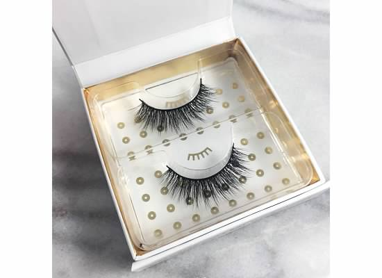 Dramatic False Eyelashes - Battington Lashes