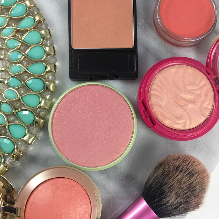 Spring Approved: Must Have Drugstore Blushes