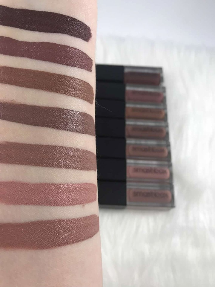 Smashbox Liquid Lipsticks