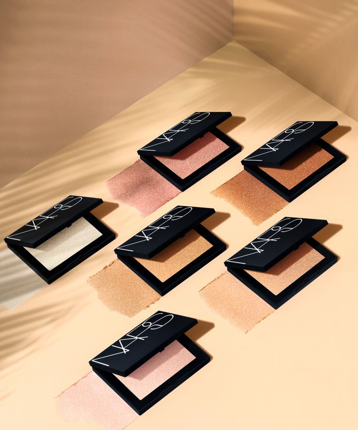 Sneak Peek NARS Highlighting Powders: Change of Sheen