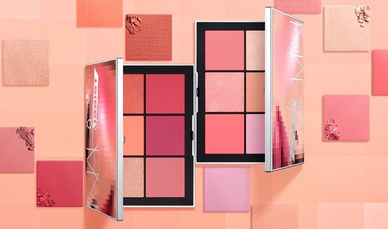 Spring 2018: NEW NARS Wanted Cheek Palette