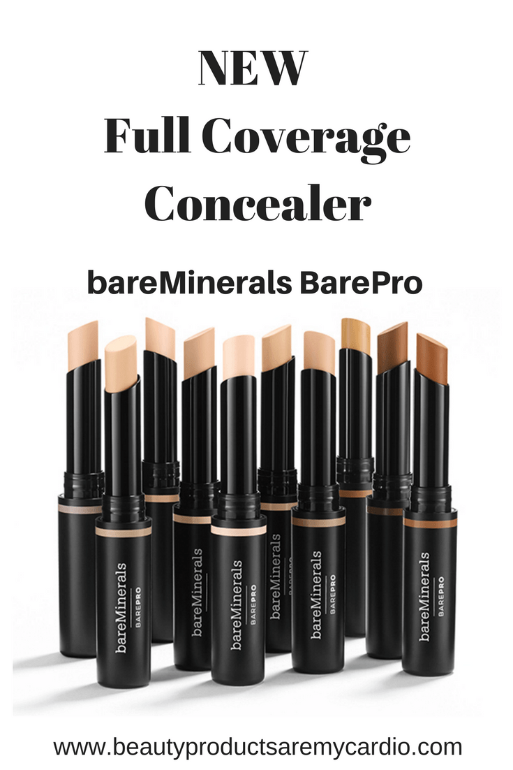 NEW bareMinerals BarePro: 16-Hour Full Coverage Concealer